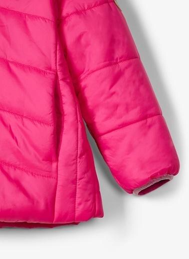 Name It Name İt 13178872 Kız Çocuk Kayak Montu Fuşya